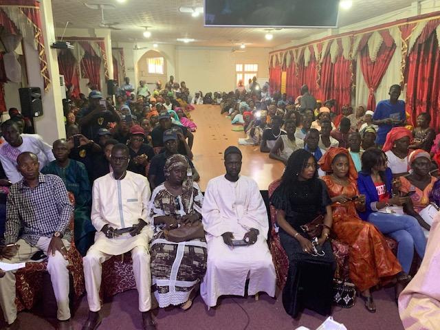 Kaolack : Mimi Touré remercie ses militants