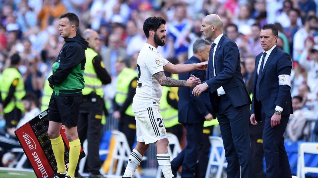 Liga / Retour gagnant pour Zidane sur le banc du Réal Madrid qui domine le Celta Vigo (2-0)