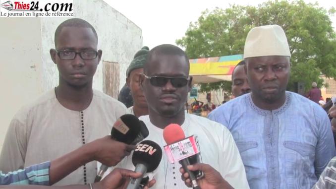 Darou Khoudoss : El hadj Diouf pour le maintien des acquis de développement.