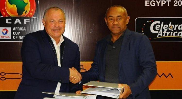 CAN Egypte 2019 : Signature d'un accord-cadre entre la CAF et l'Egypte
