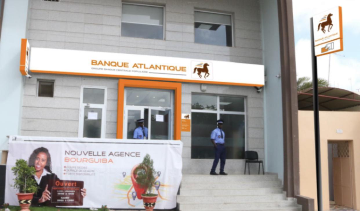 Banque Atlantique : 9 milliards détournés