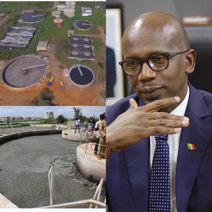JOURNEE MONDIALE DE L'EAU  Assainissement : défi démographique & politique volontariste du Sénégal
