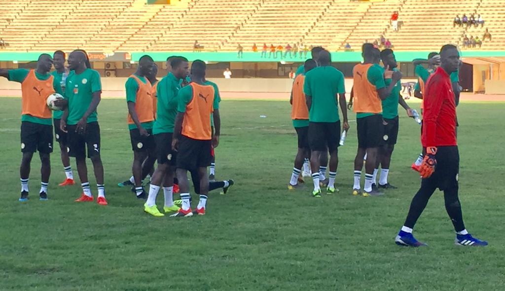 Sénégal/Mali : Un onze de départ se dessine, Ndoye-Alfred-Loum Ndiaye, un trio inédit au milieu?