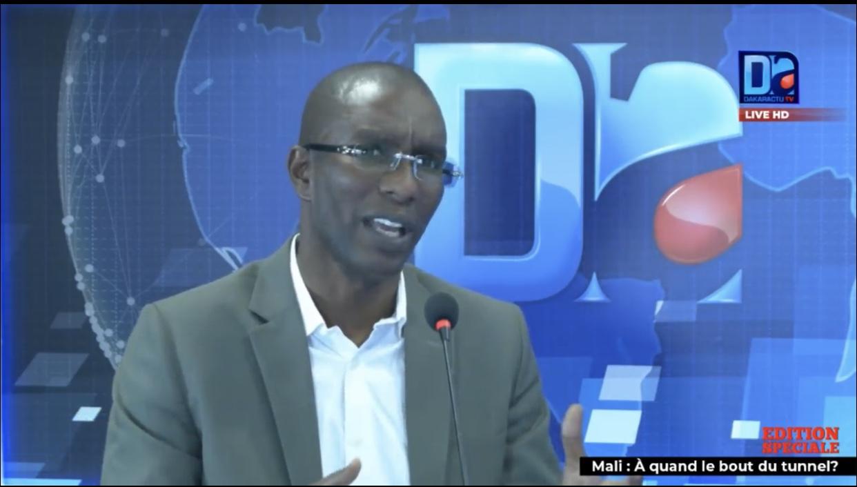 Chercheur en science politique, Barka Ba alerte : ''Si ce qui se passe au Mali n'est pas arrêté…''