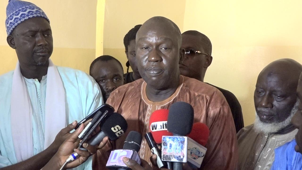 RÉCITAL DE CORAN / Serigne Iba Tall Mbacké de Darou Salam pour une paix post-électorale imperturbable au Sénégal