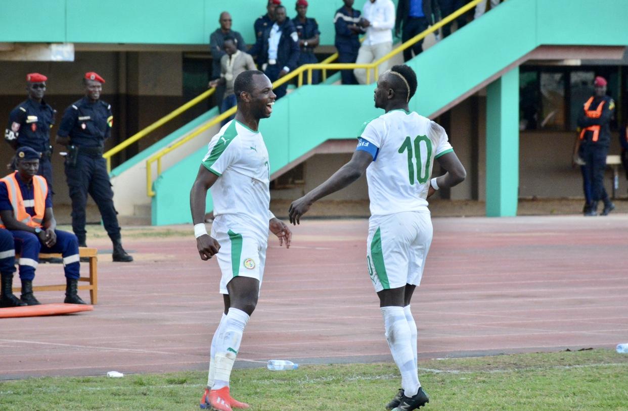 Amical : Le Sénégal bat le Mali (2-1) in extremis
