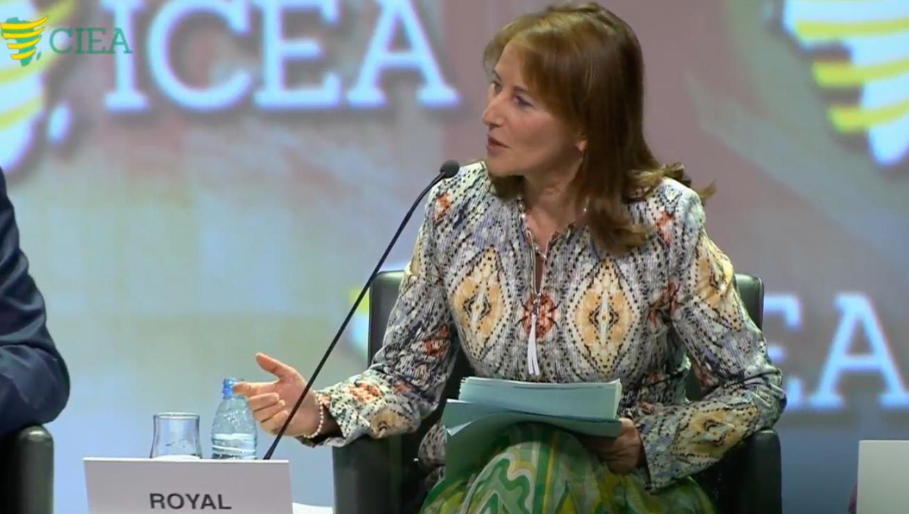 Investiture Président Macky Sall : Ségolène Royal représentera le Gouvernement français