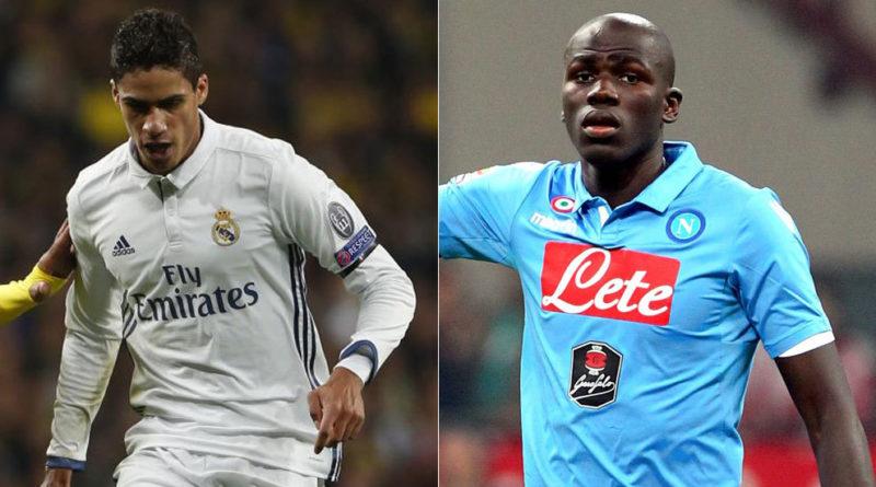 Real Madrid : Koulibaly pour remplacer Varane en cas de départ ?