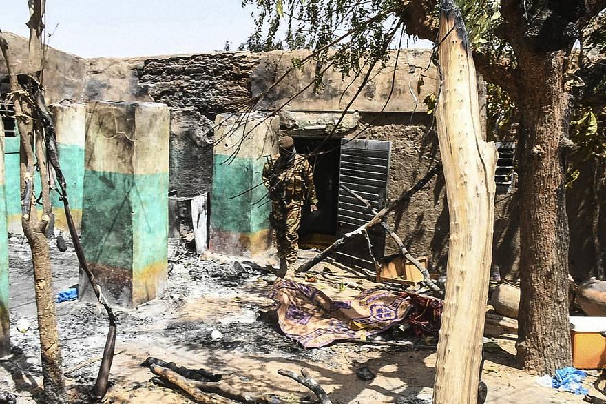 Hommage aux victimes peules d'Ogossagou!