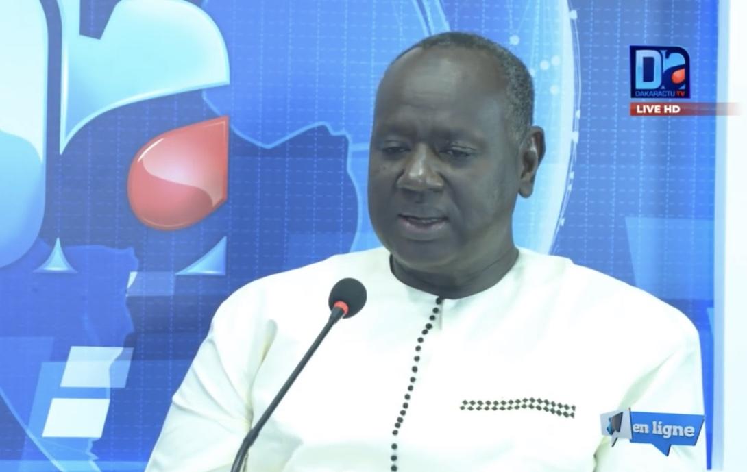 """Oumar Ba : """"Aliou Sall n'a jamais fait l'objet d'une incrimination par une juridiction sénégalaise."""""""