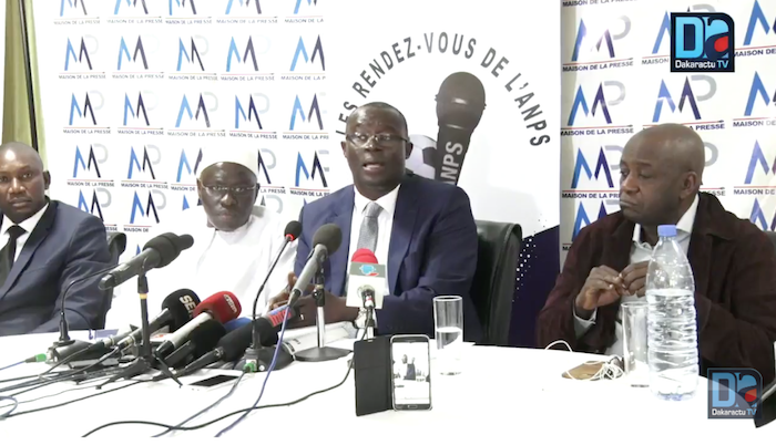 Tirage au sort de la CAN / AG de la FSF : Les fédéraux Sénégalais annonce le report de leur réunion pour éviter un télescopage