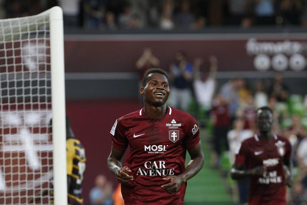 France Ligue 2 : L'attaquant sénégalais Habib Diallo meilleur buteur avec 20 unités à son compteur