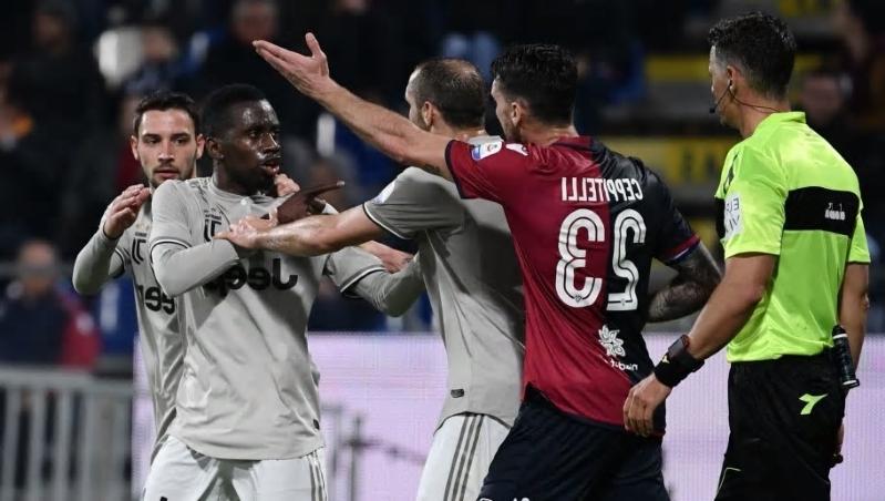 Cagliari – Juventus : Matuidi et Moise Keane victime de cris racistes, Bonucci met de l'huile sur le feu