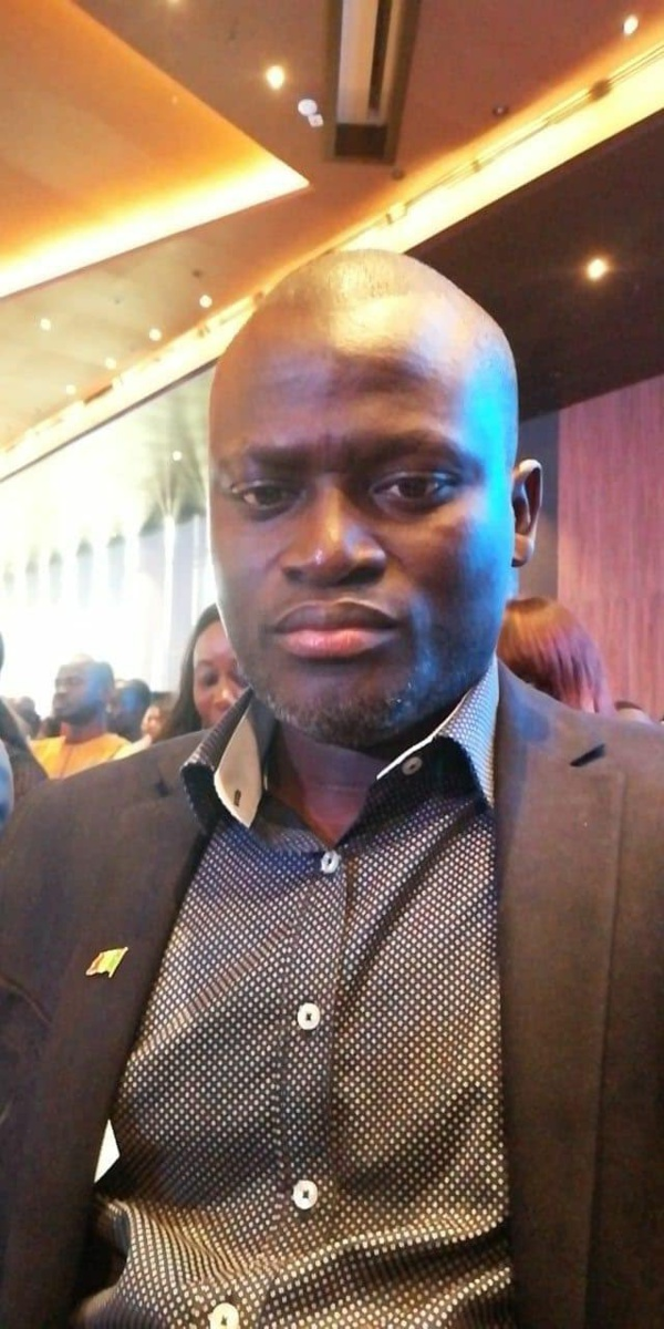 Hommage à Oumar NDiaye