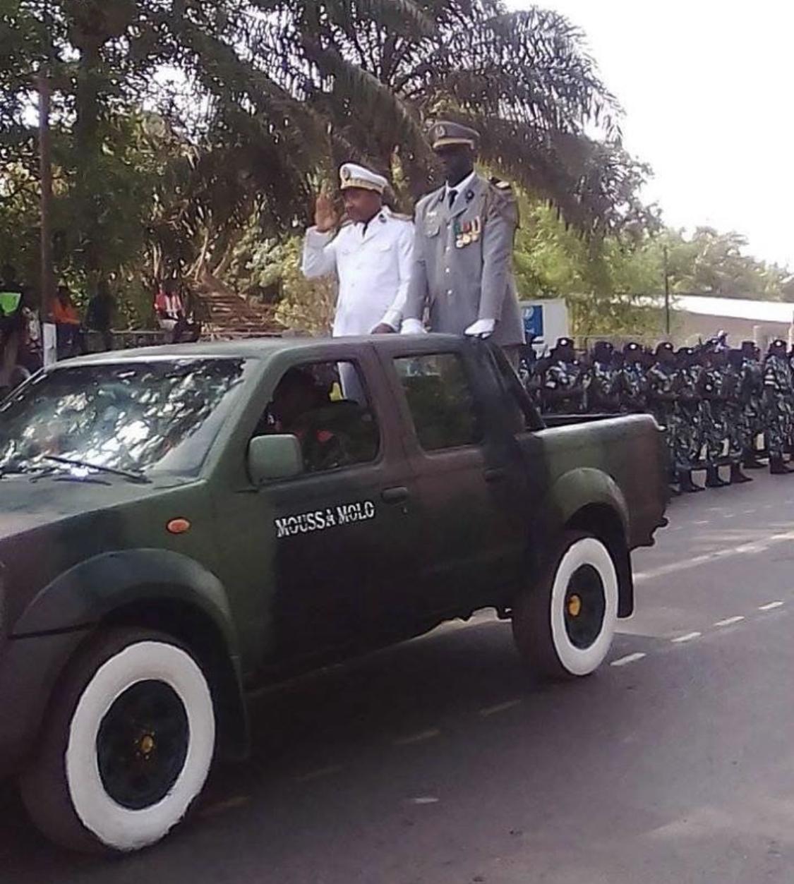 Fête du 04 avril : Kolda célèbre le 59e anniversaire de l'accession du Sénégal à la souveraineté internationale.