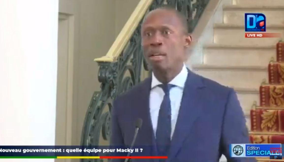« Resserrage et recentrage » du Nouveau Gouvernement : vers une diminution du nombre de ministres ?