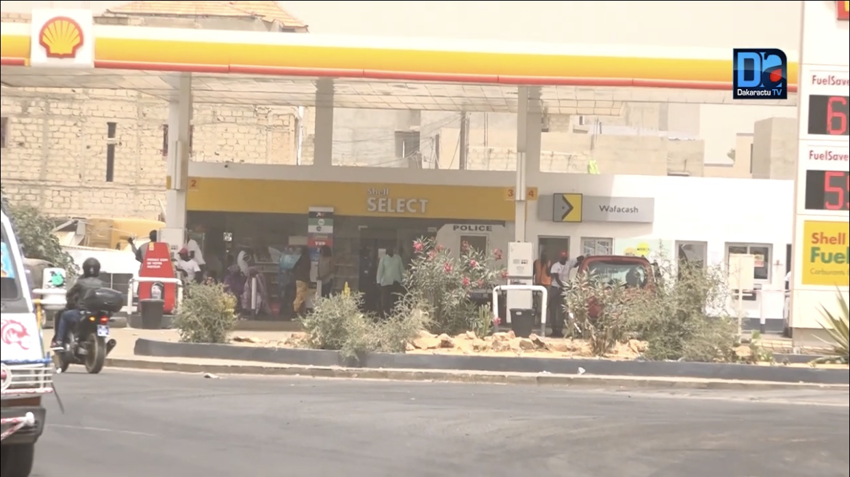 Braquage à la station Shell de Keur Massar : 6 personnes arrêtées