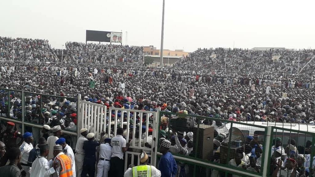 Gamou Nigeria 2019 : L'État de Kano accueille l'événement religieux (Images)