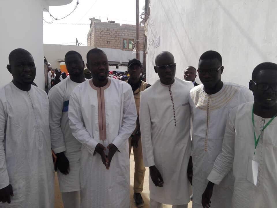 139e Appel de Seydina Limamou Lahi : Ousmane Sonko reçu par le porte-parole du Khalife