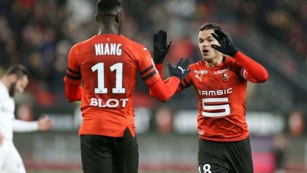 Angers - Rennes (3-3) : Mbaye Niang buteur et passeur décisif face aux angevins