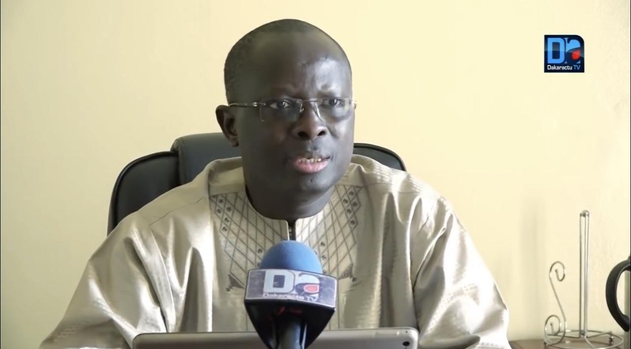 DIAGNE FADA DÉMENT LES FAKE NEWS : «Je n'ai pas encore été  consulté par le Président pour la formation de son gouvernement»