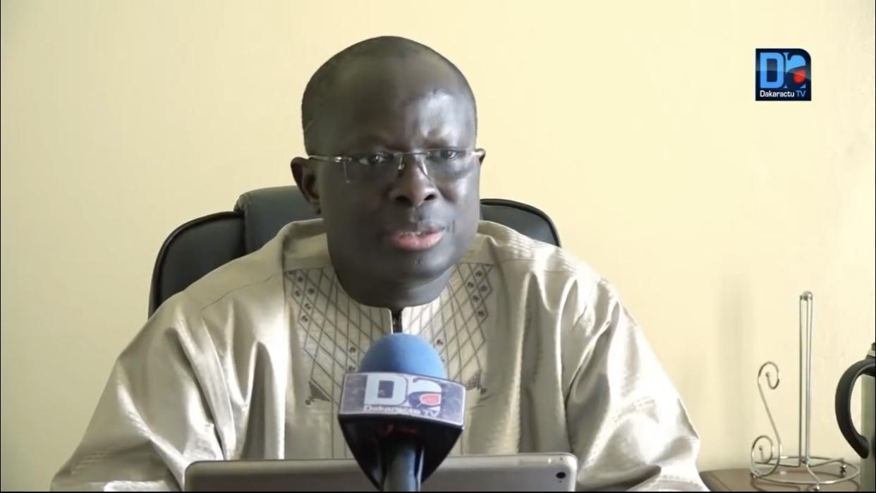 MODOU DIAGNE FADA : «Je ne réponds plus de Wade politiquement... Nous ne regrettons pas d'avoir été exclu du Pds»