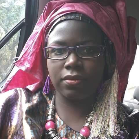 Voici Mme Aminata Assome Diatta, ministre du commerce et des PME.