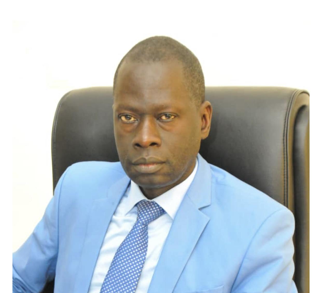 Macky II : Voici Mayacine Camara, le secrétaire d'État auprès du ministre des Infrastructures, des Transports terrestres et du Désenclavement, chargé du Réseau ferroviaire.