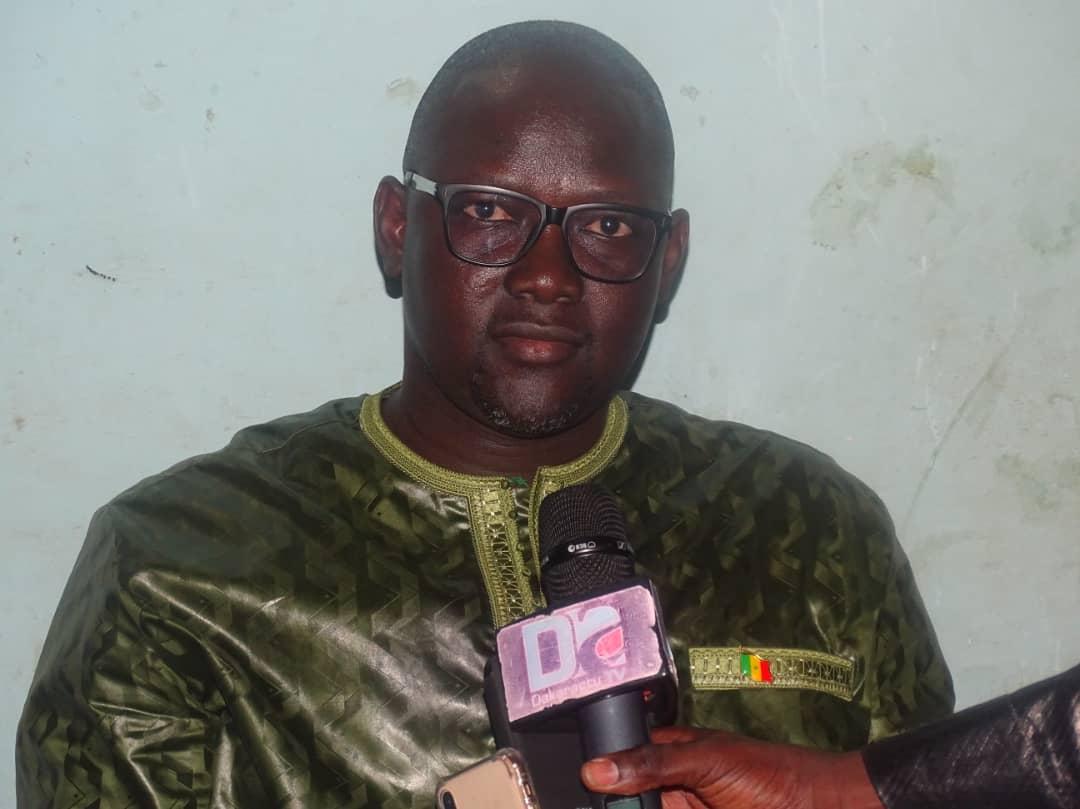 Moustapha Seck (Apr-Touba) : ' En tant que jeunes, Karim Fofona, Samba Ndiobène Kâ et Néné Fatoumata Tall auront la lourde tâche d'être les ambassadeurs d'une jeunesse qui veut s'affirmer '