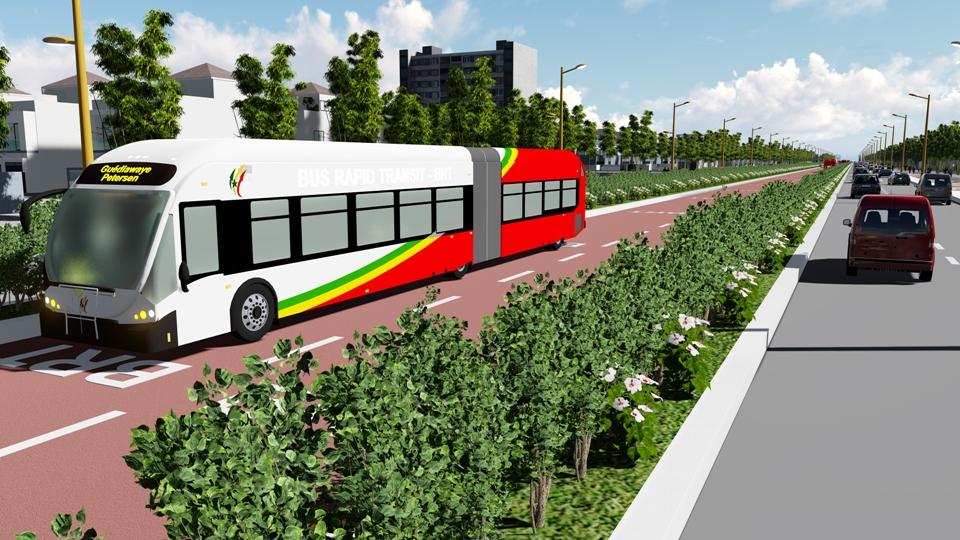 PROJET BRT À DAKAR / Vers le lancement des appels d'offres pour un projet d'un coût de 296 milliards et un démarrage du circuit prévu en décembre 2021