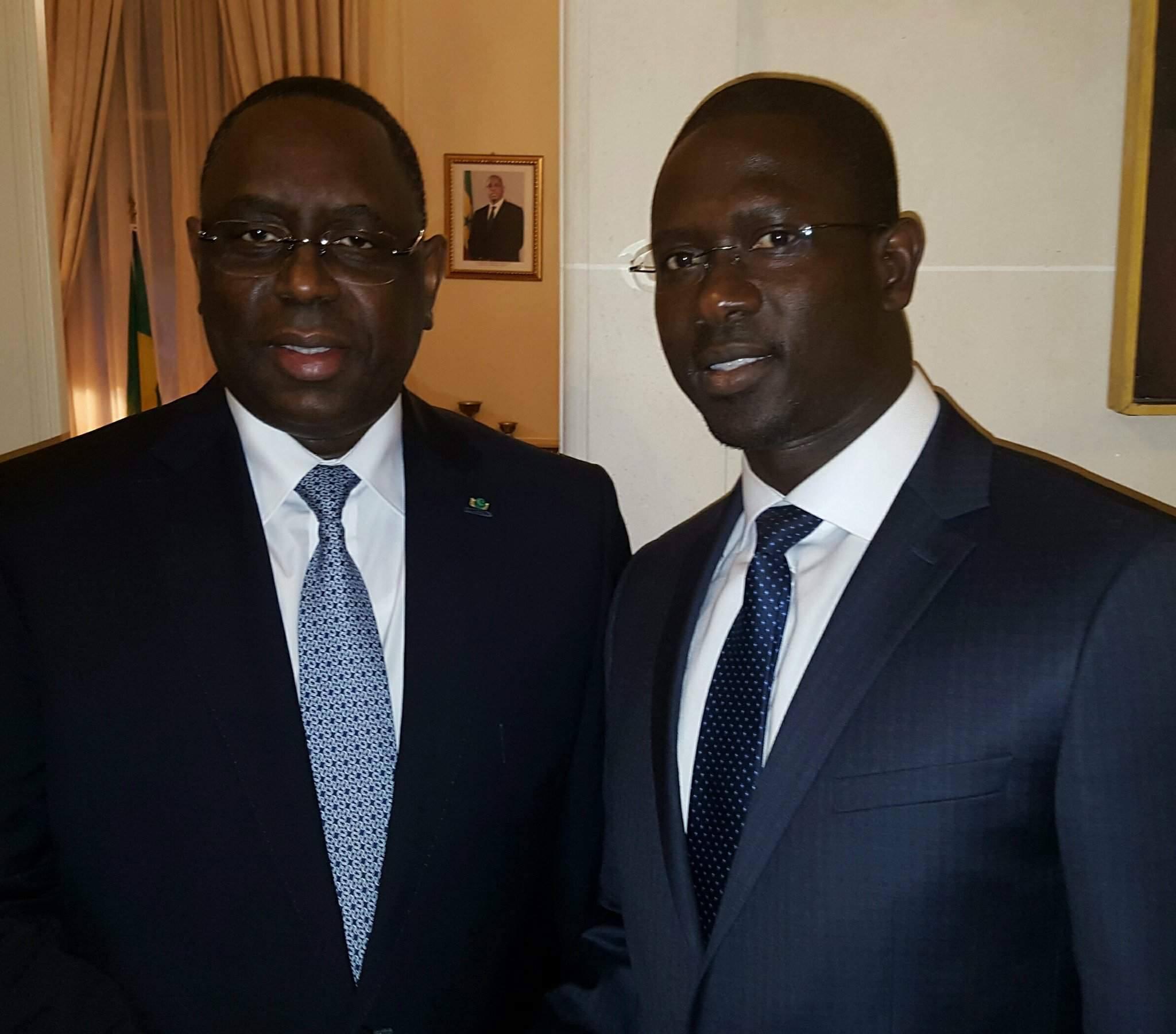 Nommé Secrétaire d'Etat chargé des sénégalais de l'extérieur : Moise Sarr remercie le président et rend hommage à la Diaspora