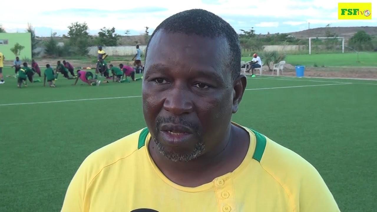 CAN U17 / Le coach Malick Daff reste confiant : « Nous sommes prêts à faire quelque chose en Tanzanie »