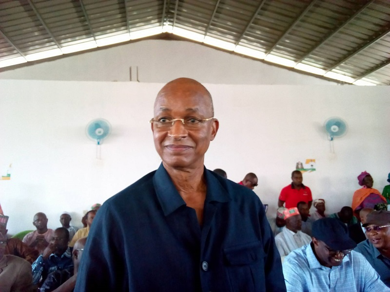 Cellou Dalein Diallo attendu ce vendredi à Kolda.