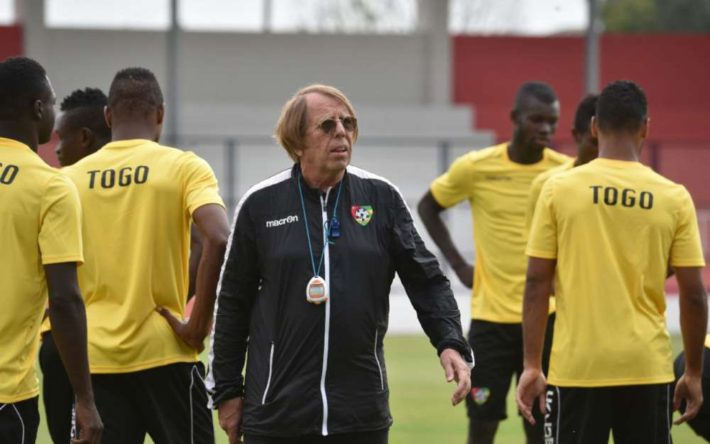 Togo / Le sélectionneur Claude Leroy limogé !