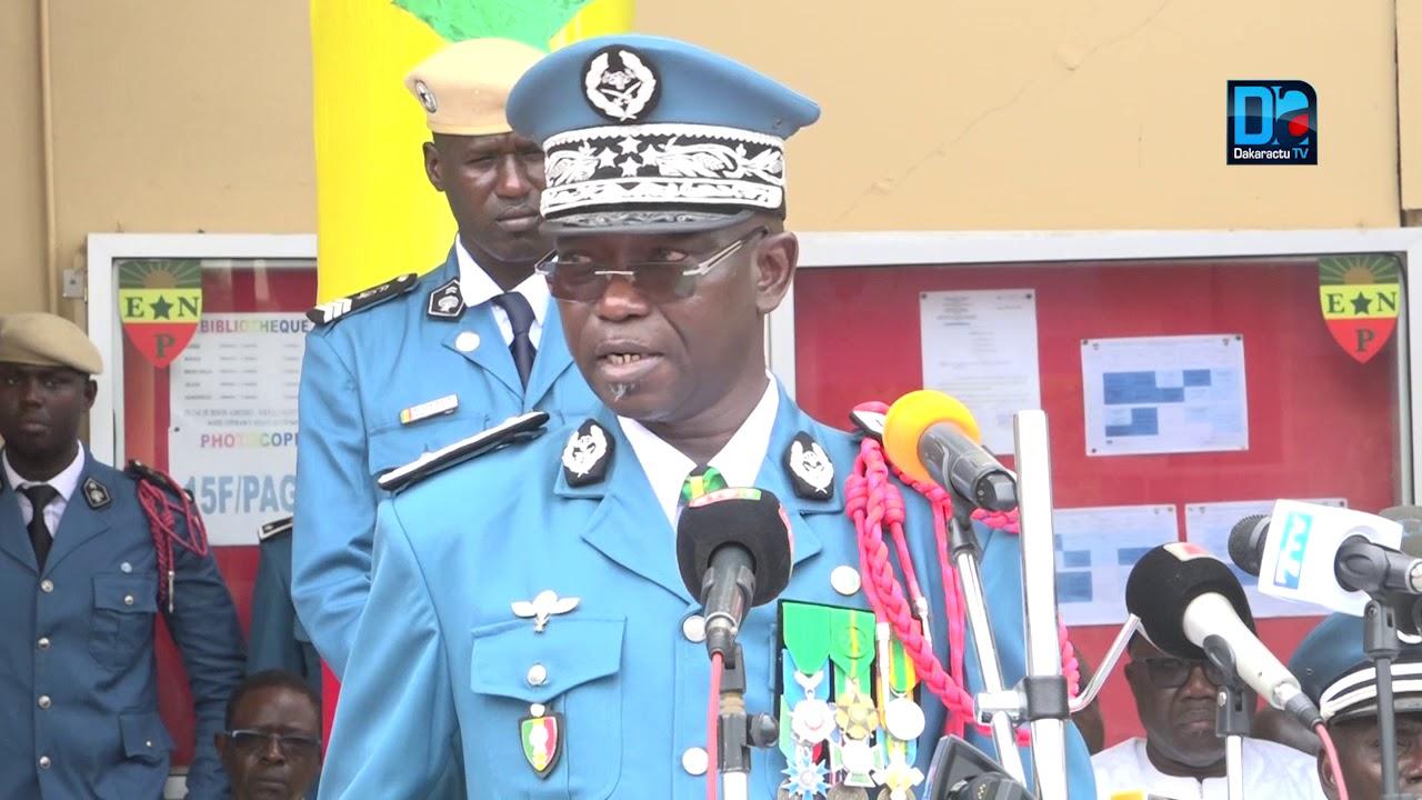 Sénégal : Vaste mouvement dans la Police