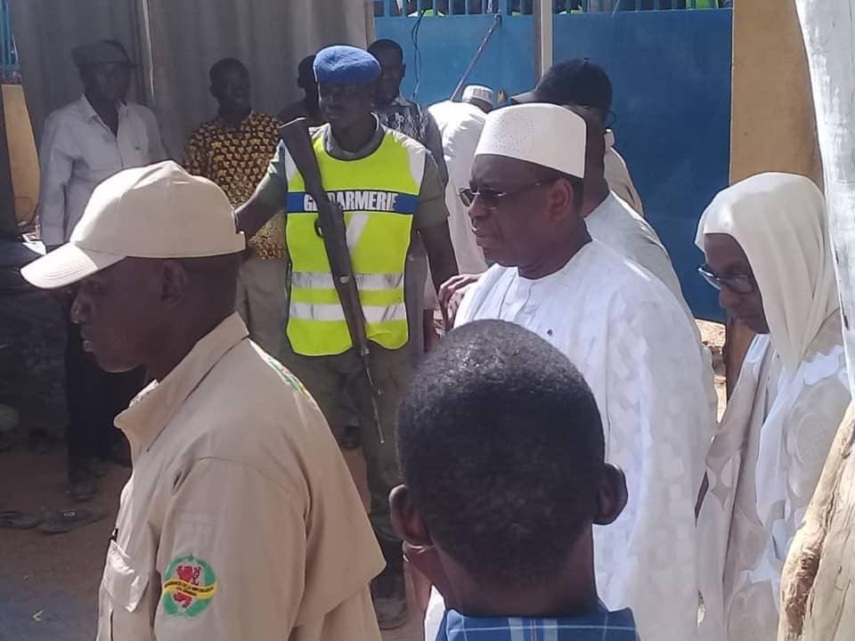 Daaka de Médina Gounass : Le président Macky Sall pour la poursuite des travaux de modernisation du site