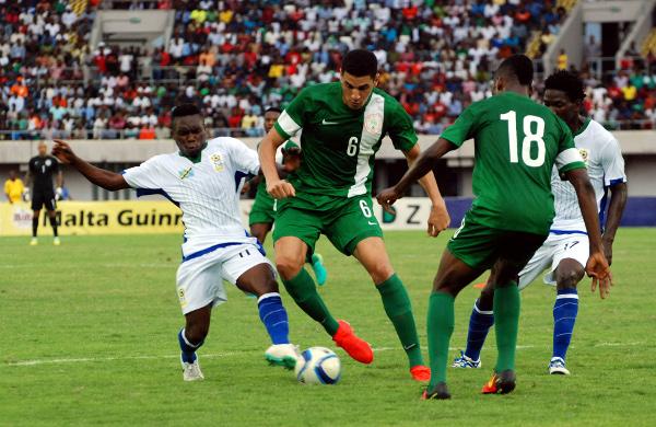 CAN U17 / Spectaculaire match d'ouverture : Le Nigeria bat la Tanzanie (5-4)