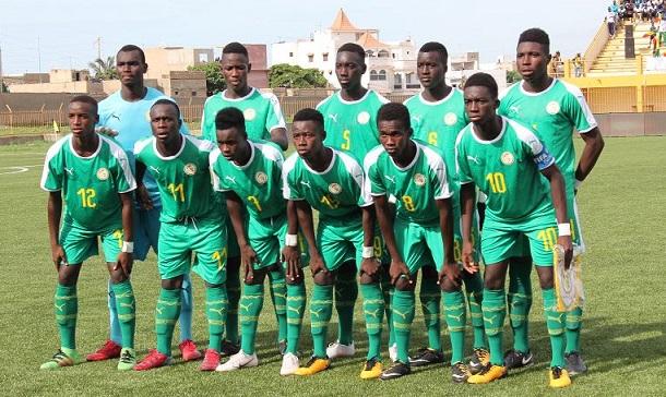 CAN U17 : Le Sénégal entre en lice ce lundi face au Maroc à 14h GMT