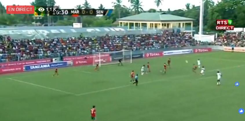 CAN U17 / Sénégal - Maroc : les « lionceaux » arrachent le nul pour leur première sortie (1-1)