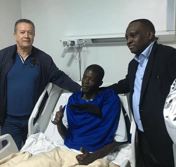 Coup de gueule du père de Khadim Ndiaye : « Le ministère et la fédération de Foot ne sont pas reconnaissants. Matar Ba et Augustin Senghor n'ont pas appelé Khadim »