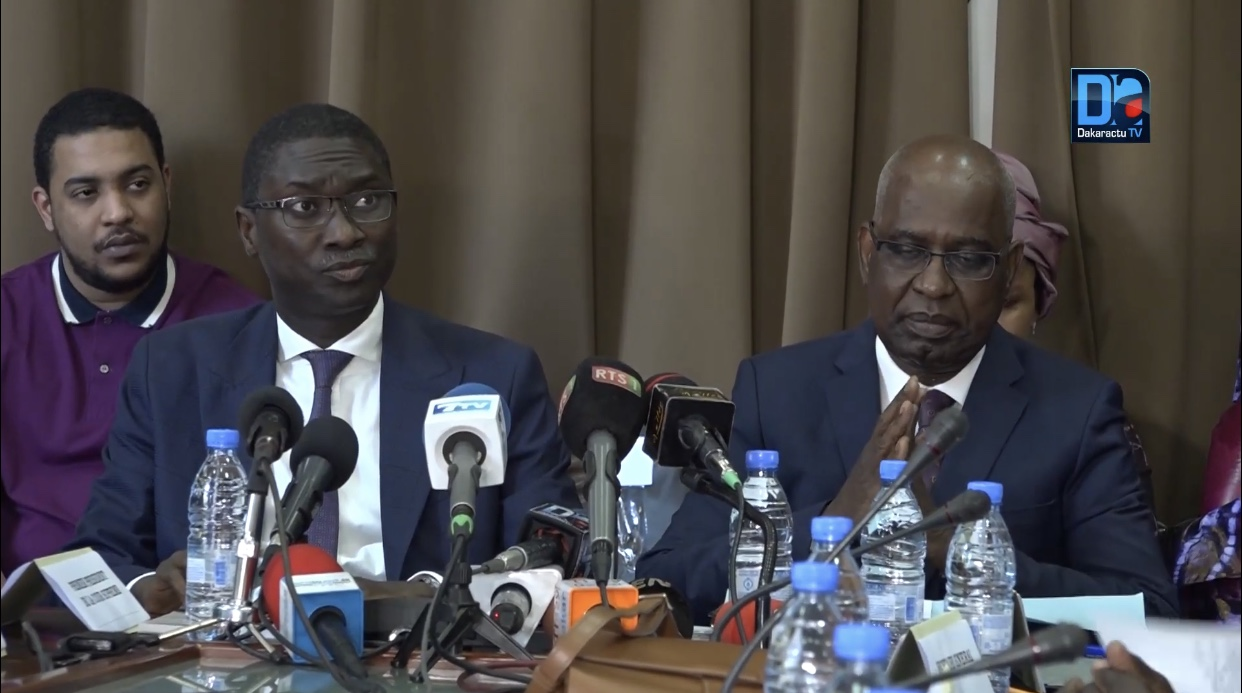 Passation de service : Le nouveau ministre de la Justice, Me Malick Sall, promet de meilleures conditions de travail pour le personnel.