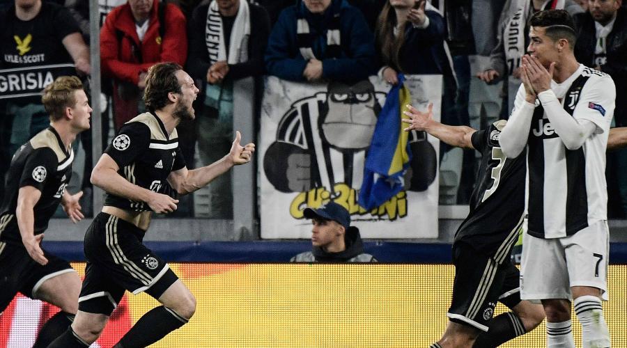 Ligue des champions : intenable, l'Ajax renverse la Juventus et rejoint les demi-finales (2-1)