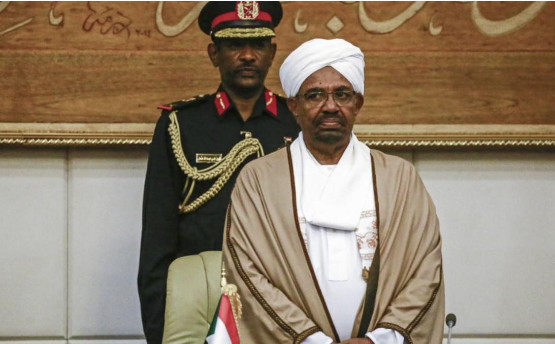Soudan : Le président Omar el-Béchir emprisonné