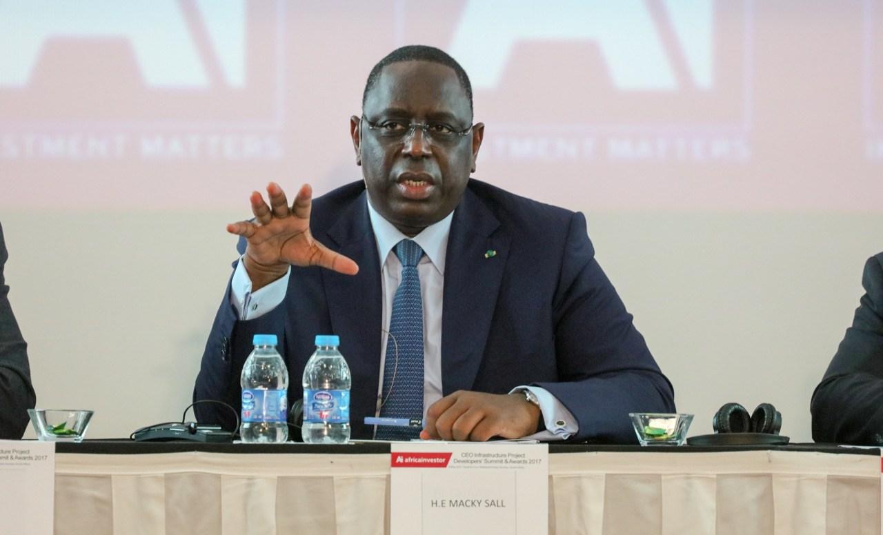 Le président Macky Sall pour la réduction des charges locatives de l'Etat d'ici 2020