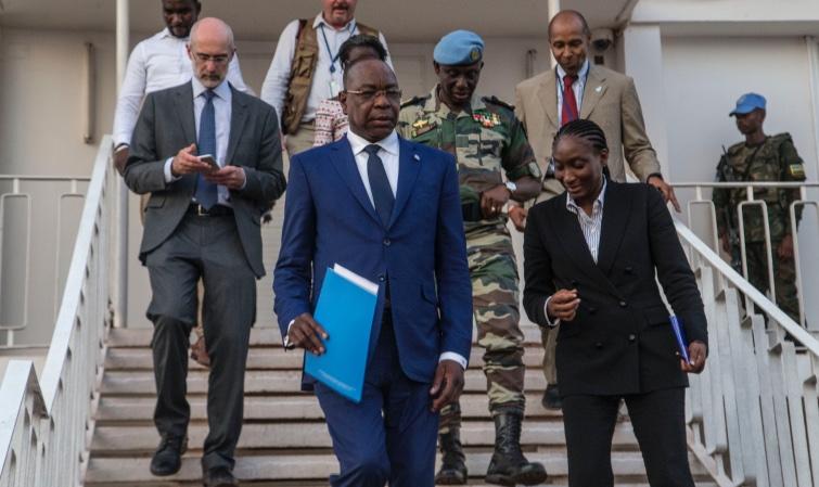 Centrafrique : Les décisions fortes du groupe international de soutien