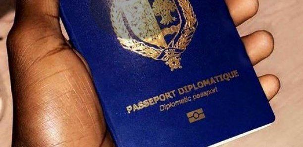 Retrait de passeports diplomatiques : Un haut magistrat, des marabouts et 3 enfants de ministres visés