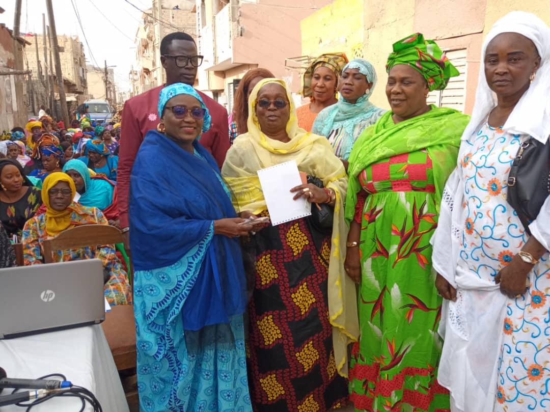 Promotion de la femme à la Patte d'Oie : 19 Millions alloués aux responsables de FEUNA