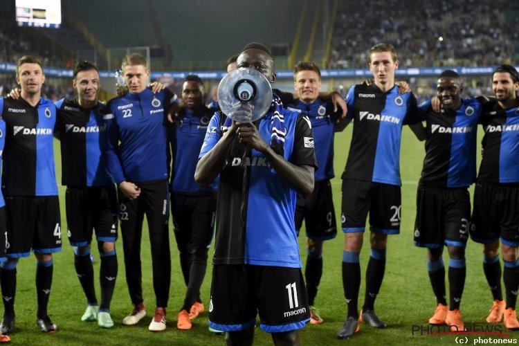 Jupiler League : Krépin pour le titre de meilleur espoir