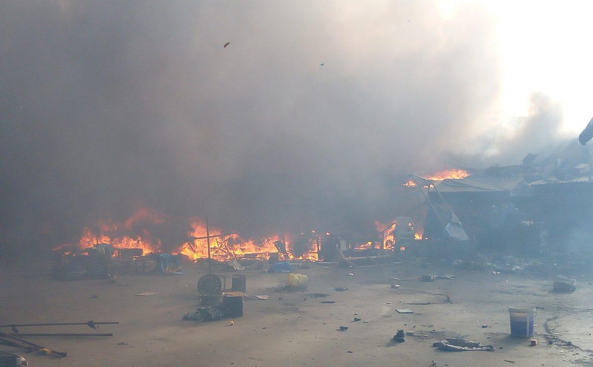 Ranch de Dolly : Le feu a ravagé 45 ha.