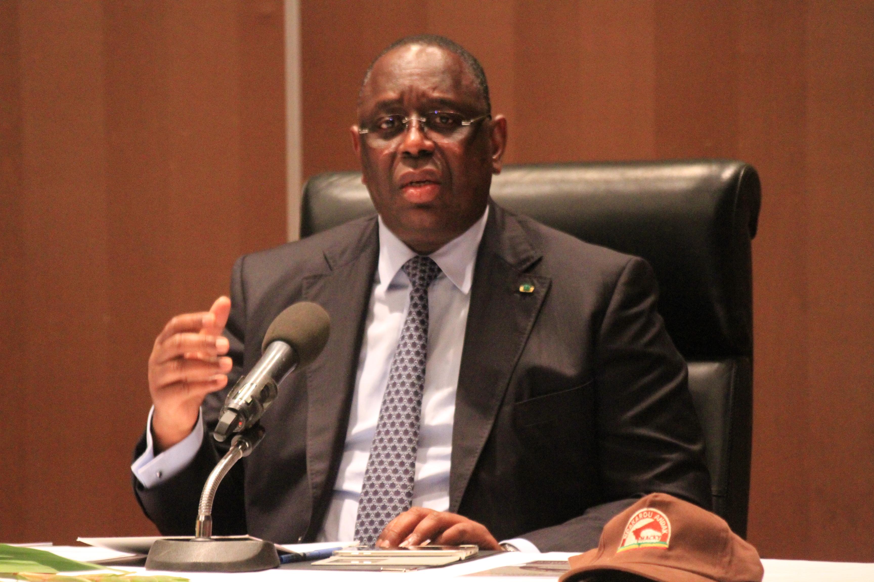 Révision Constitutionelle : Le Président ne pourra plus dissoudre l'Assemblée… Possibilité pour le Parlement d'entendre à tout moment les ministres et Directeurs généraux